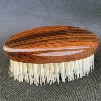 Rosewood hand-drawn travel brush