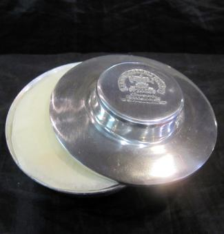 Small metal dish