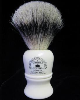 Burlington silvertip brush
