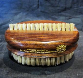 Hand-drawn nailbrush rosewood
