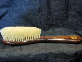 Shower brush rosewood