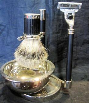 Old Bank shaving set