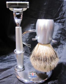 Strand shaving set