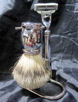 Cromwellian shaving set