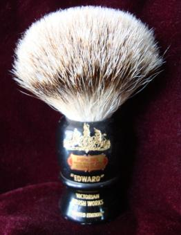 Edward shaving brush
