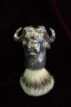 Clad silver big 5 Buffalo
