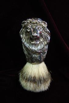 Clad silver big 5 Lion