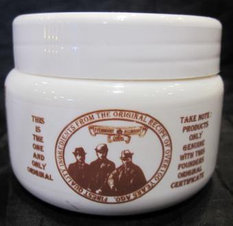 Sandalwood shaving soap travel 125ml