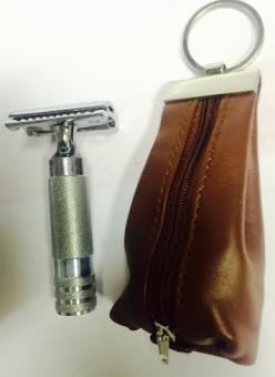 The Fat Travel 3 Piece Razor