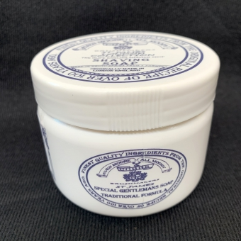 Lavender Large Bowl Shaving Soap 250ml