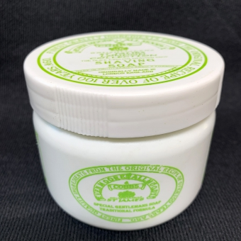 Lime Large Bowl Shaving Soap 250ml