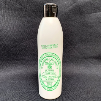 Herbal & calomine face wash