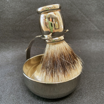 Davidoff Brush/Bowl Set