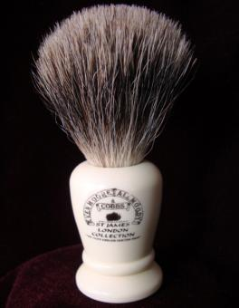 Allmoody pure badger brush